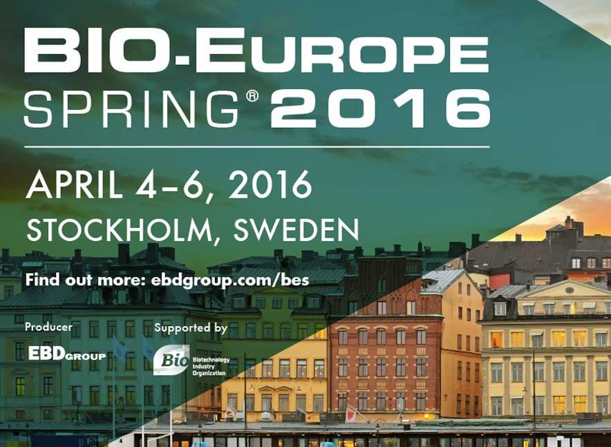 Biocross presents at Bio-Europe 2016